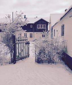 Idyllisk nedlagt landejendom - Øster Assels - Rumah