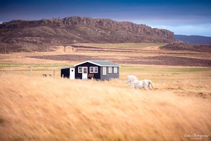 Egilsstaðir Stóri-Bakki house for 4