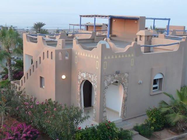 Villa Spacieuse au bord de mer - Mirleft - Pis