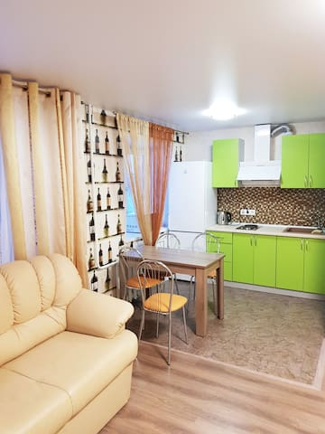 Комфортабельное жилье в Кольском полуострове