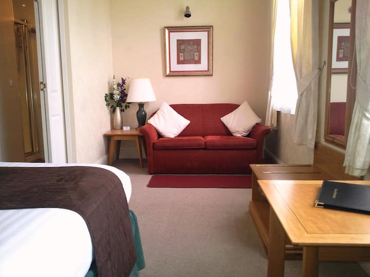 St Paul's Lodge Comfy Double Room