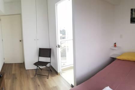 Céntrico y residencial a 5 minutos de Miraflores