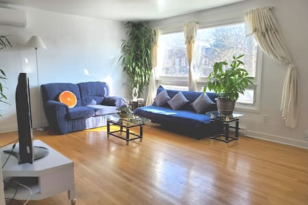 Large and Cozy Room Near Restaurants