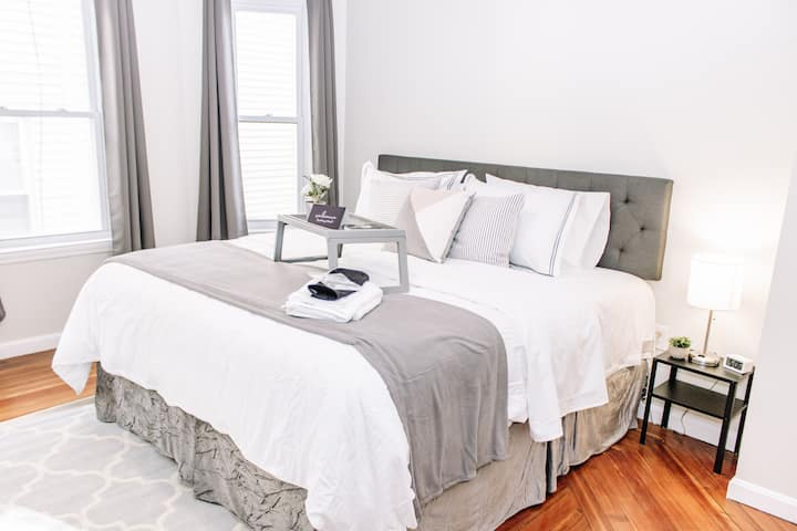 Cozy 1 King Bed 1 bedroom #4