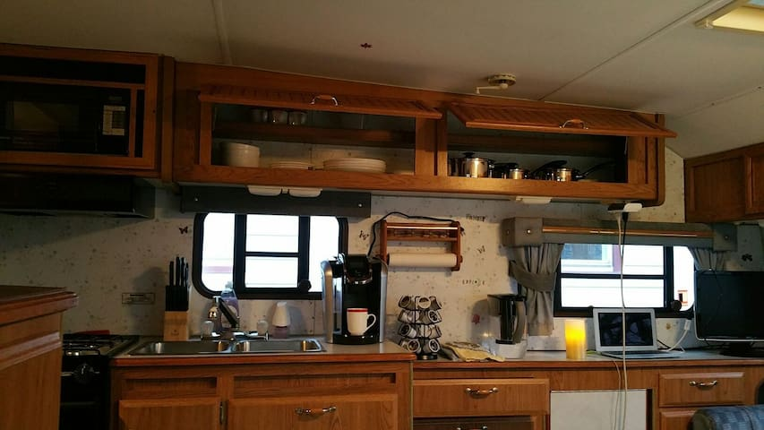 Cozy RV near World Famous KOP Mall - King of Prussia - Camper/RV