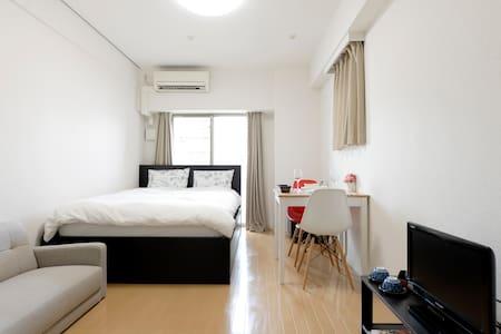 *Tokyo UENO area!Great access to ASAKUSA,AKIHABARA - Taito-ku - Apartmen