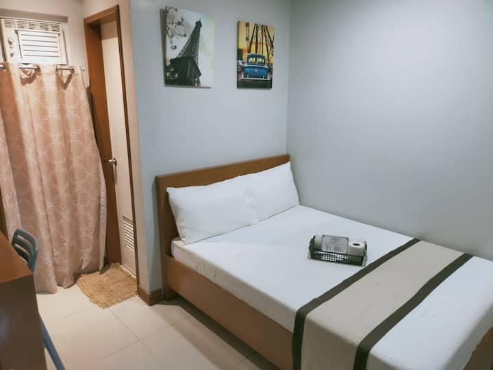 Naga City Centro Comfortable Hotel Room Fast Wifi