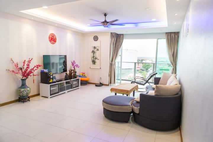 Wan Teh HomeStay  幸福公寓民宿 ##Wifi##