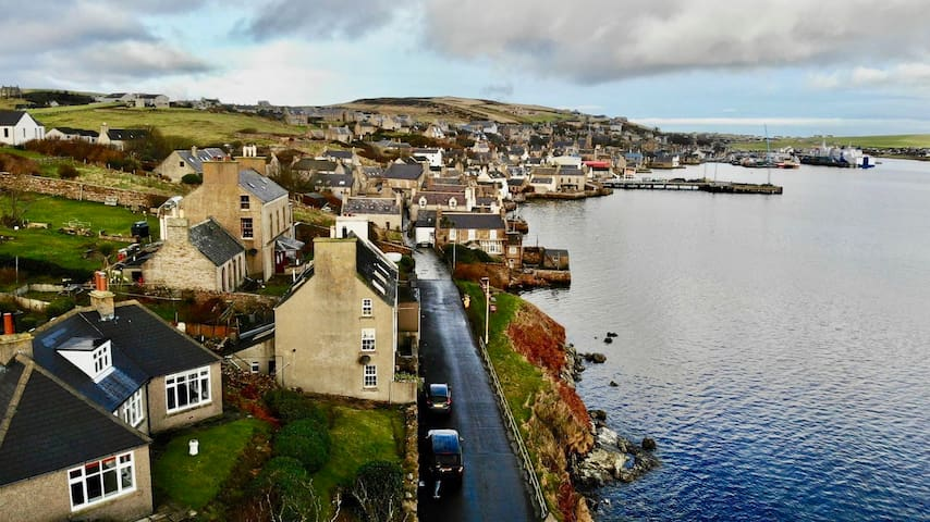 Stromness Home with a View
