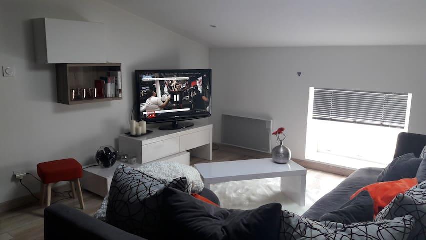 Appartement idéalement situé - Verdun - Wohnung