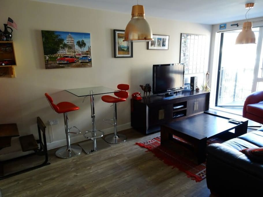 Modern 1 Bedroomed Flat In Brixton Apartments For Rent
