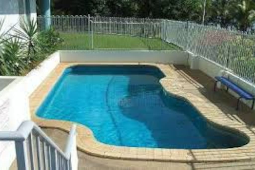 Our pool is your pool....