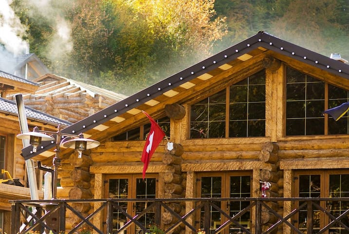 """Carpathians onestory chalet""""Tradition and comfort"""""""