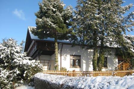 Jochens Zuhause - Tannhausen - Hus