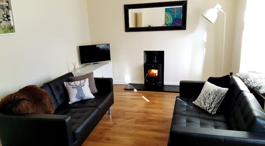 Urban Grind Apartment, Westend, Galway City