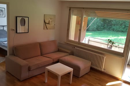 Very quite 2 Room Apartment for 2-3 people. - Wohnung