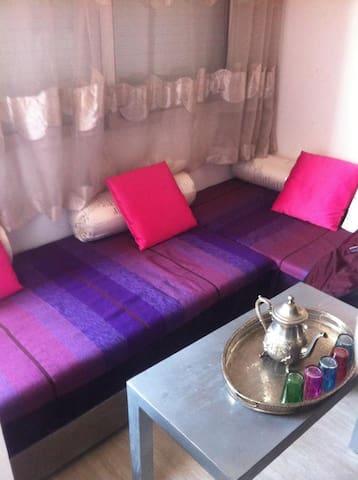 Studio A Gueliz Marrakech Appartements Louer