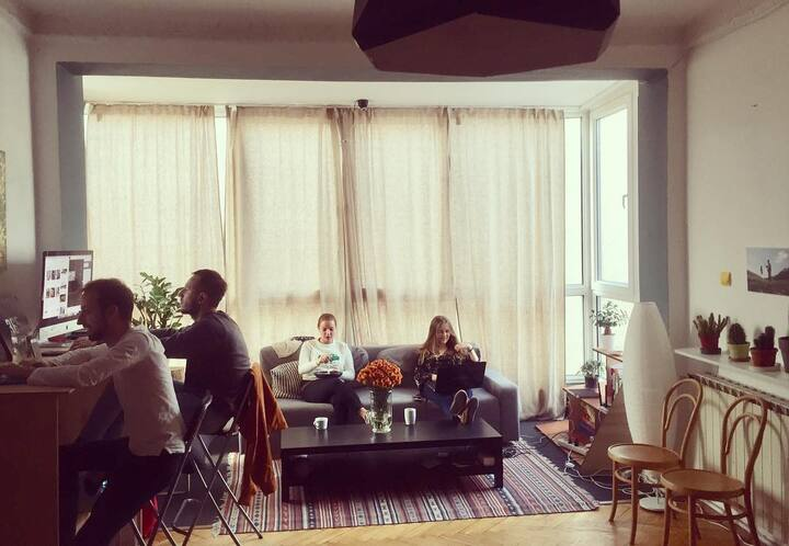 Vine21 Co-living - Private room