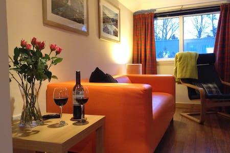 Calder Apartment, Dower House - Newtonmore - Lejlighed