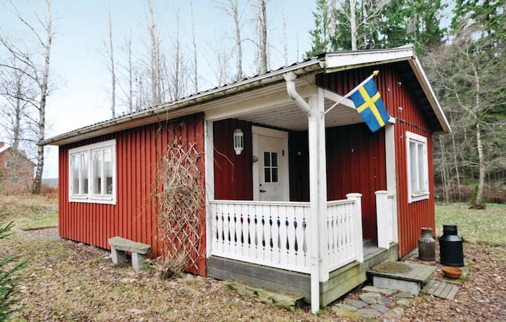 Stunning home in Säffle with WiFi and 1 Bedrooms
