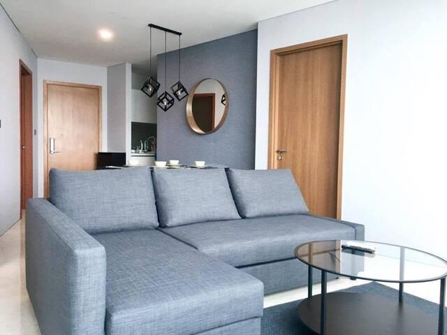 Stella 2 bedroom suites @ KLCC