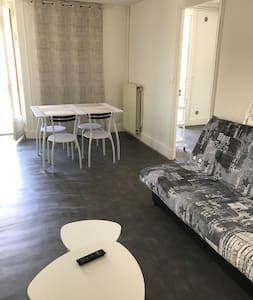 Appartement F2 de 50 m2