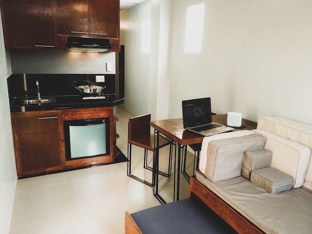 Studio Apartment Cali Residences, Baguio City