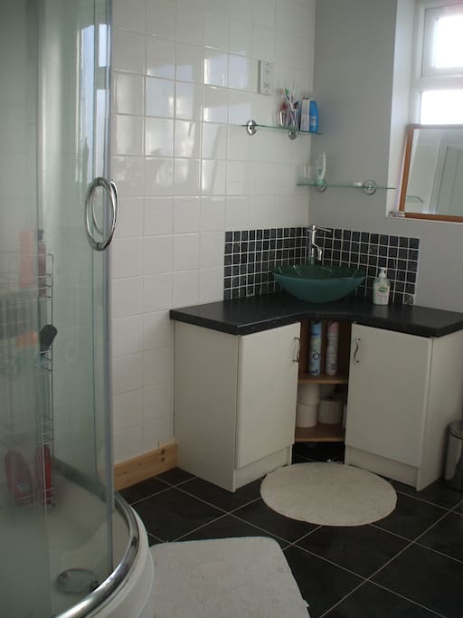 Private use of shower room