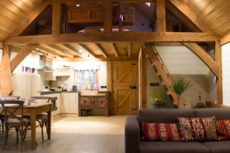 Arthur's Barn in the Cotswolds - Ullenwood - Дом