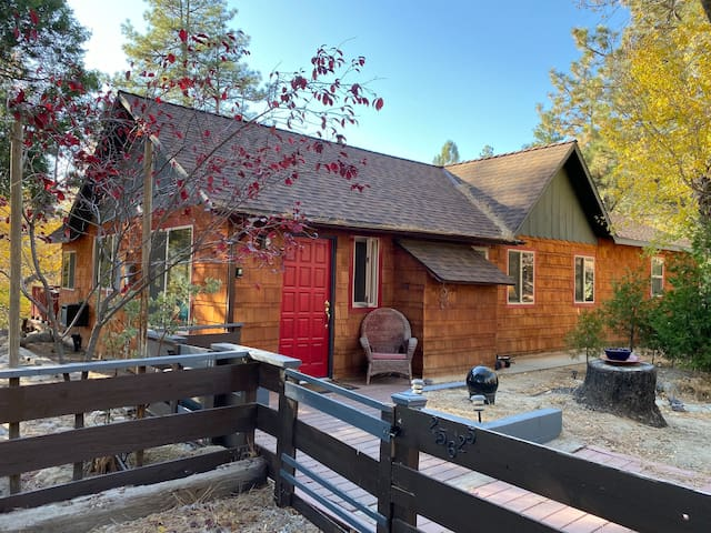 Peaceful Private Cabin in Idyllwild!!!