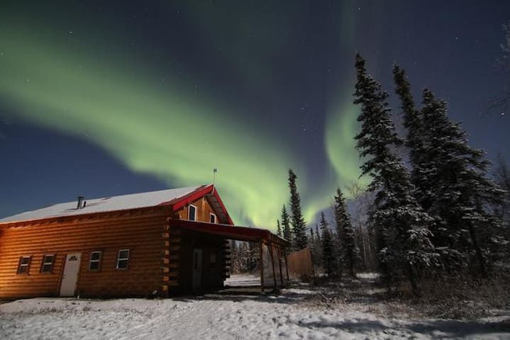 Alaska Aurora Adventures Cabin  B - North Pole - Huis
