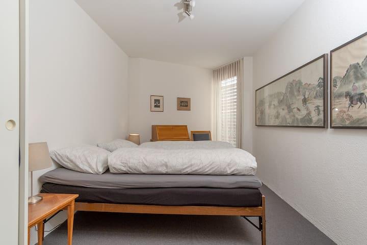 Second Bedroom (2x single beds)