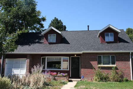 Beautiful 4 Bd 2Bh home near Downtown Denver/DU - Denver