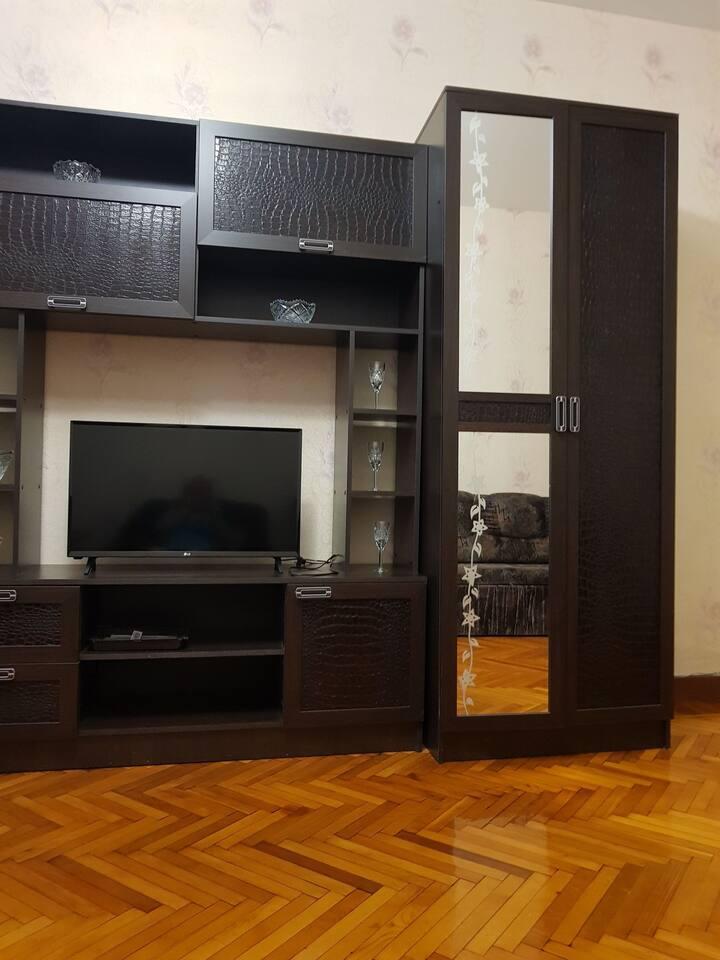 Сдаю двухкомнатную квартиру в центре г.Волгограда