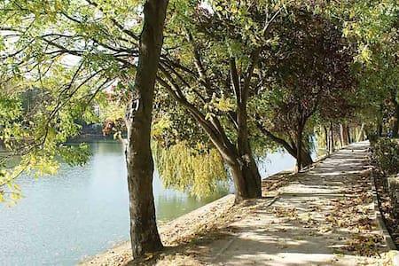 ideal location near Paris - Wohnung
