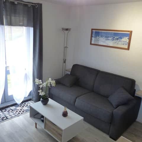 Centre Valloire Appartement 2 pièces-4/5 Personnes
