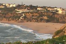 São Lourenço´s  Beach (15 minutes walking)
