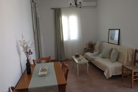 Brand new large two bedroom flat with sea view. - Flat