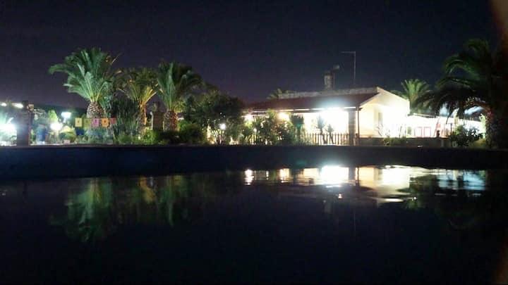 Fantastica villa al mare - Casa Principale