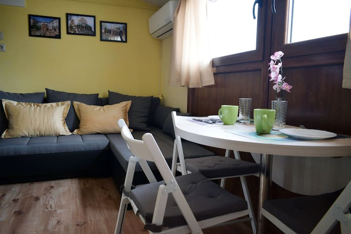 Comfy 2 BR on Vitosha blvd, in the heart of Sofia