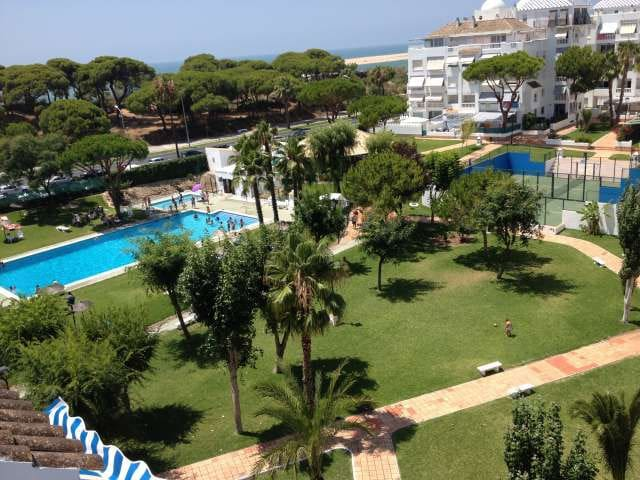 Cocy Apart just 50mts from the Portil Beach