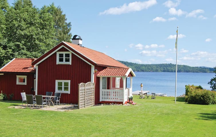 Holiday cottage with 3 bedrooms on 90 m² in Ydre