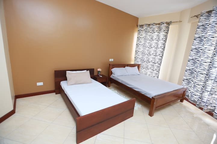 Bedroom 3… sleeps up to three guests