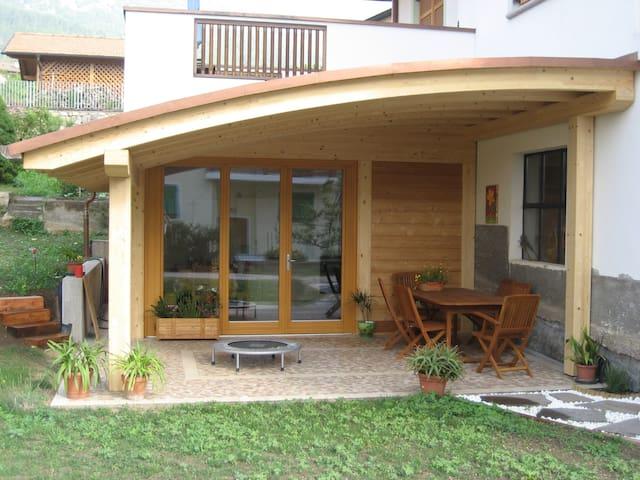 Vacanza vicino al lago di Tovel - Tuenno - Apartment