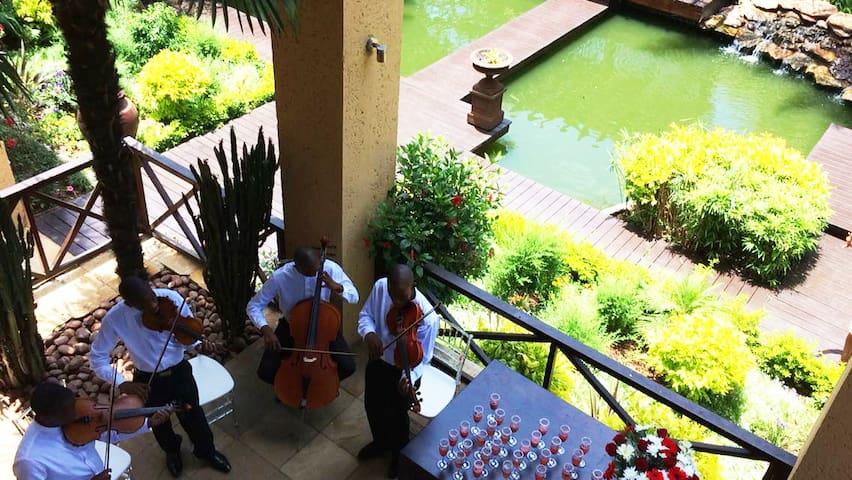 The Garden Venue - Standard Luxury Room