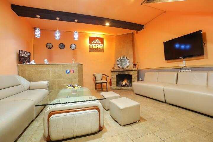 "Hostel ""Yere1"" - [PRIVATE ROOM 7]"