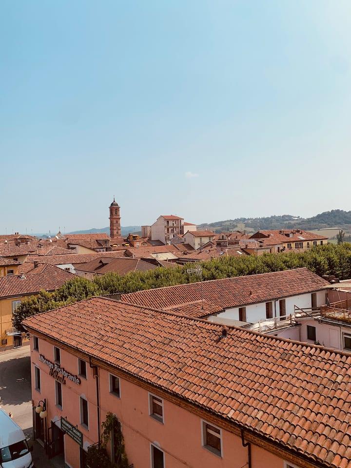IL NIDO DI ELSA tra Langhe, Roero e Monferrato