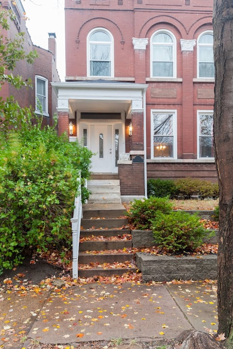 Beautiful Century Home, Great Location Tower Grove