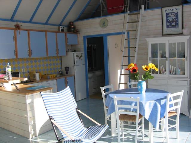 Maison de bord de mer - Le Conquet - Casa
