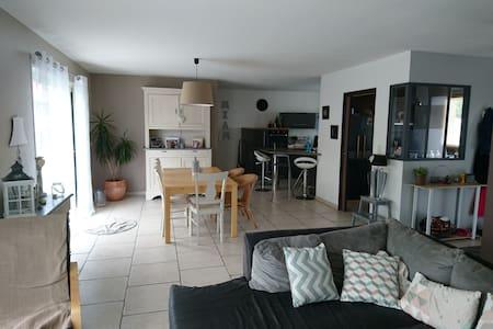 Maison 5 chambres avec piscine. - Saint-Rogatien - House